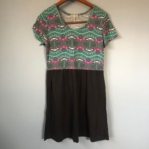 3/$20 Kirra skater dress in medium